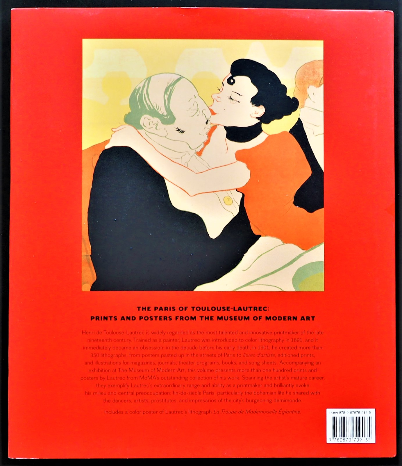 The Paris Of Toulouse Lautrec Prints And Posters From The