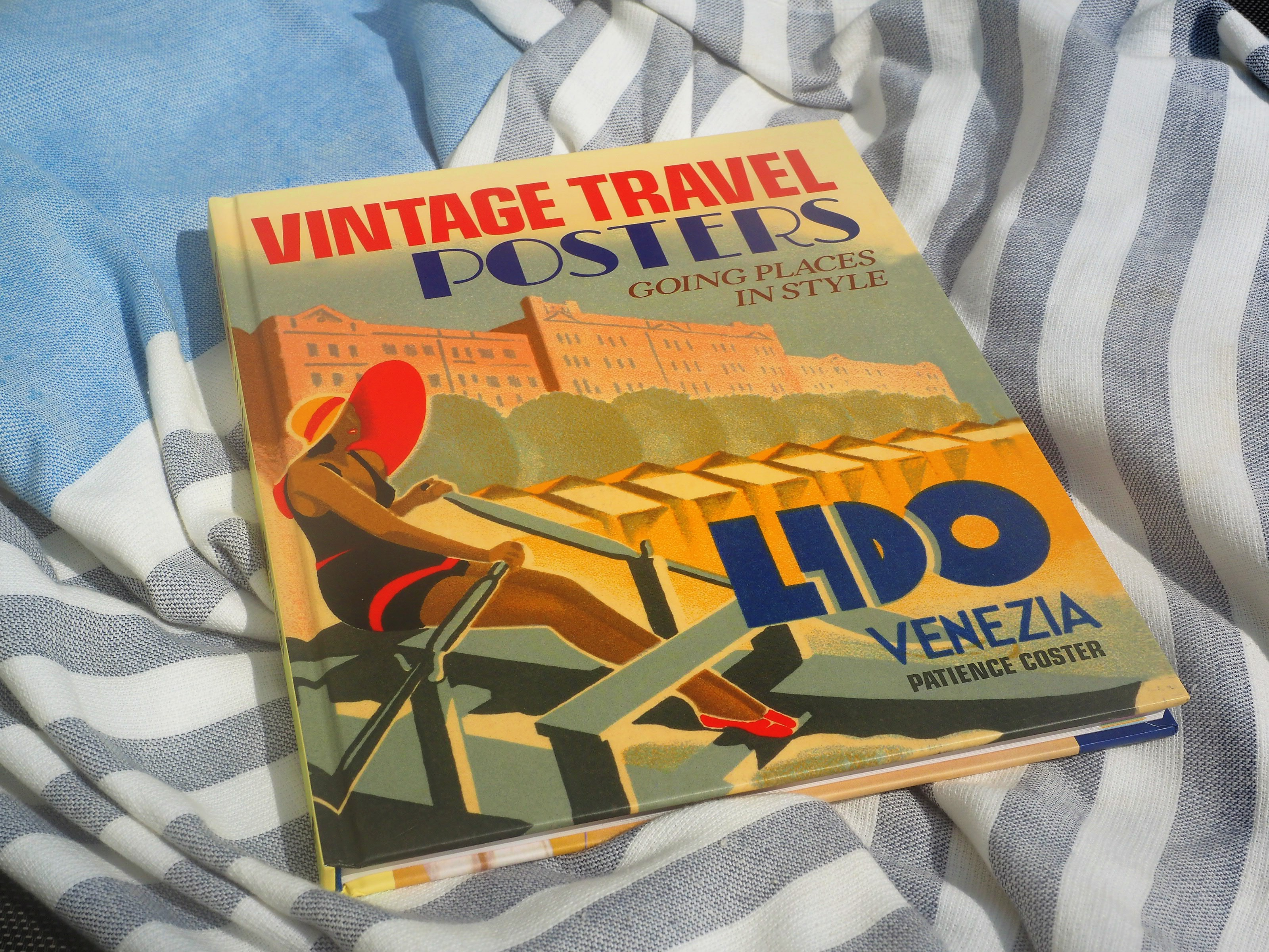 Vintage Travel Posters - Going Places In Style